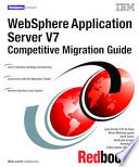 Websphere Application Server V7 Competitive Migration Guide