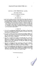 A Collection of the Public General Statutes, Passed in the Sixtieth Year of the Reign of His Majesty King George the Third and the First Year of the Reign of His Majesty King George the Fourth