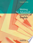 Writing for Advanced Learners of English