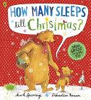 Book How Many Sleeps Till Christmas