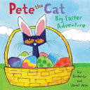 Pete the Cat: Big Easter Adventure Book