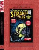 Marvel Masterworks  Atlas Era Strange Tales