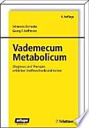 Vademecum metabolicum