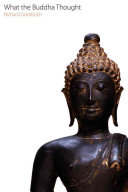 What The Buddha Thought