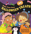 Make Your Own Halloween Treats book