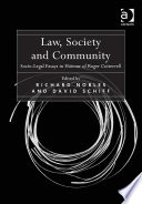 Law  Society and Community