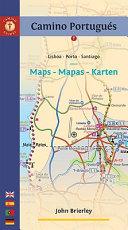 Camino Portugues Maps   Mapas   Karten