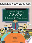 Everything I Know About Lean I Learned in First Grade Book PDF