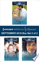 Harlequin Medical Romance September 2018 Box Set 2 Of 2