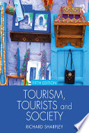 Tourism  Tourists and Society