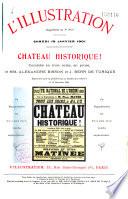 Chateau historique  com  die en trois actes  en prose
