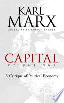 Capital  Volume I