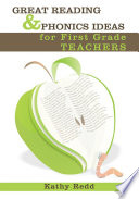 Great Reading and Phonics Ideas for First Grade Teachers