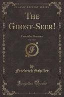 The Ghost Seer   Vol  1 of 2