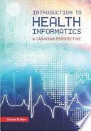 Introduction To Health Informatics