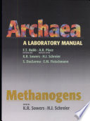 Archaea A Laboratory Manual book