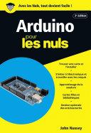 Arduino pour les Nuls poche  2e   dition