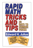 Rapid Math Tricks   Tips