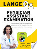 Lange Q A Physician Assistant Examination  Sixth Edition