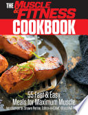 The Muscle   Fitness Cookbook