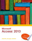 New Perspectives on Microsoft Access 2013  Introductory