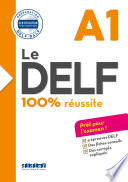 Le DELF   100  r  ussite   A1   Livre   Version num  rique epub