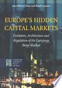 Europe s Hidden Capital Markets