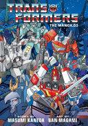 Transformers The Manga Vol 3