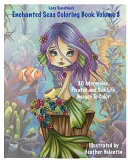 Lacy Sunshine s Enchanted Seas Coloring Book Volume 8