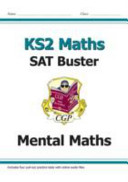 KS2 Maths   Mental Maths Buster  with Audio Tests