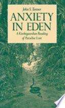 Anxiety in Eden