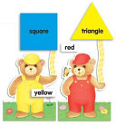 Teddy Bear Colors and Shapes