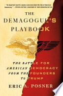 Book The Demagogue s Playbook