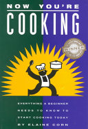 Now You re Cooking Book PDF