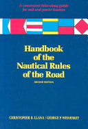 Handbook of the Nautical Rules of the Road