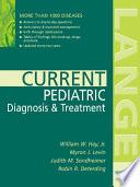 Current Pediatric Diagnosis   Treatment