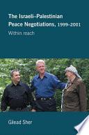 Book Israeli Palestinian Peace Negotiations  1999 2001