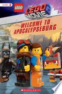 Welcome To Apocalypseburg The Lego Movie 2 Reader