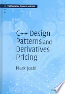 C   Design Patterns and Derivatives Pricing