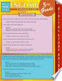 English Common Core 5Th Grade  Speedy Study Guides