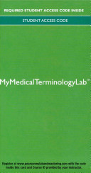 Mymedicalterminologylab Access Card For Medical Terminology For Health Care Professionals