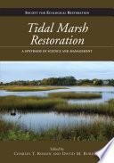 Tidal Marsh Restoration