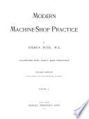 Modern Machine shop Practice Book PDF