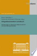 Integrationsmedium Schulbuch
