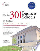 The Best 301 Business Schools