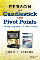 Person on Candlestick and Pivot Points