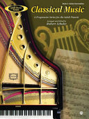 Adult Piano Series: Classical Music, Book 2 Book