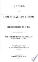 Reports of the Industrial Commission