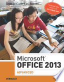 Microsoft Office 2013  Advanced
