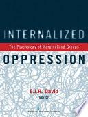 Internalized Oppression